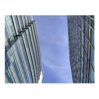 New Glass and Steel Government Office Buildings Postcard