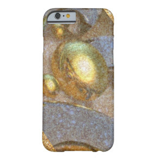new golden ball barely there iPhone 6 case