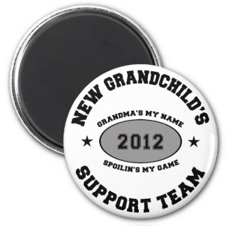 New Grandchild 2012 Magnets