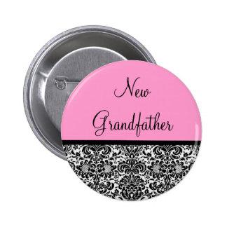 New Grandfather 2 Inch Round Button