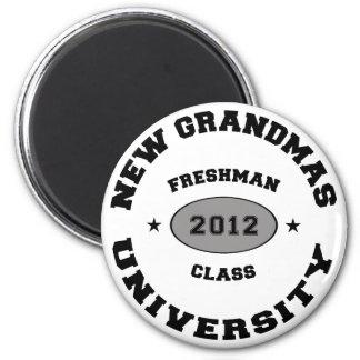 New Grandma 2012 Magnets