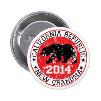 New Grandma 2014 Buttons