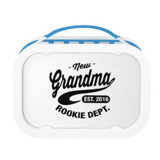 New Grandma 2016 Lunch Box