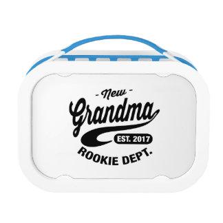 New Grandma 2017 Lunch Box