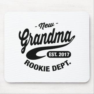 New Grandma 2017 Mouse Pad