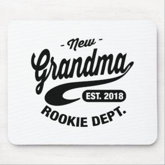 New Grandma 2018 Mouse Pad