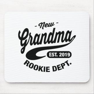 New Grandma 2019 Mouse Pad