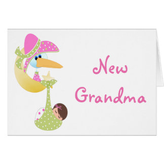 New Grandma Card