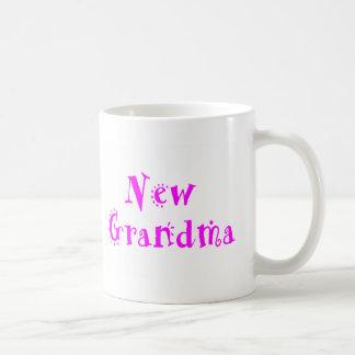 New Grandma Coffee Mug