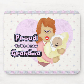 New Grandma Mouse Pad