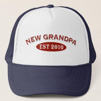 New Grandpa 2010 Trucker Hat