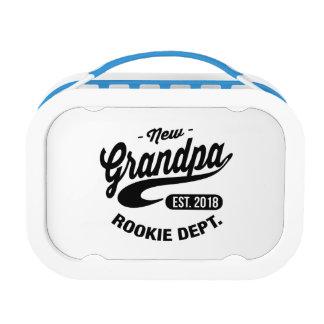 New Grandpa 2018 Lunch Box