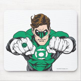 New Green Lantern 3 Mouse Pad