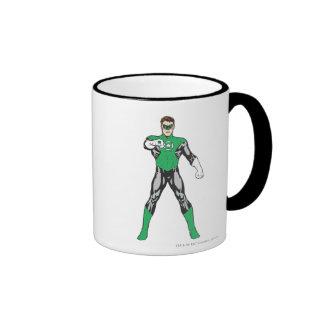 New Green Lantern 4 Coffee Mug