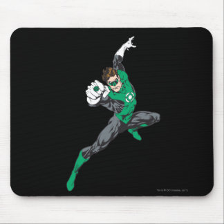 New Green Lantern 7 Mouse Pad