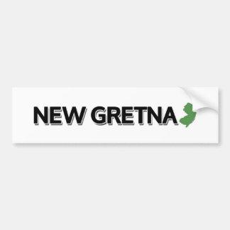 New Gretna, New Jersey Bumper Sticker