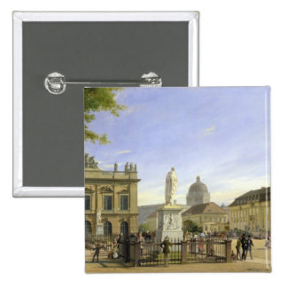 New Guardshouse, Arsenal, Prince's Palace & 2 Inch Square Button