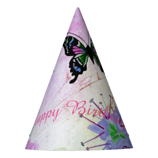 New Guinea Delight Party Hat