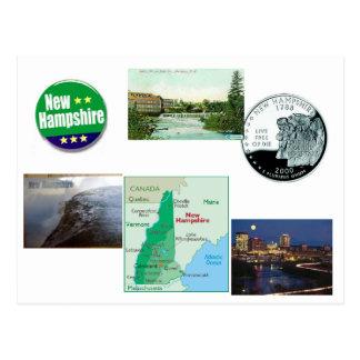 New Hampshire 1 Postcard