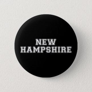 New Hampshire 2 Inch Round Button