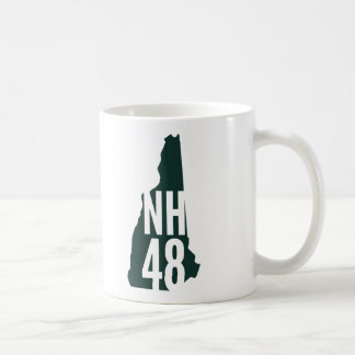 New Hampshire 4000 Footers Coffee Mug