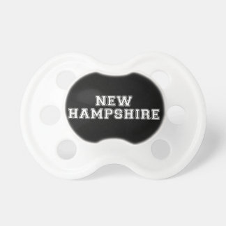 New Hampshire Baby Pacifier