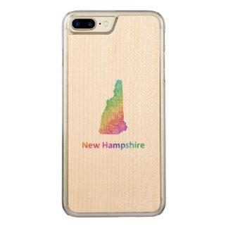 New Hampshire Carved iPhone 8 Plus/7 Plus Case