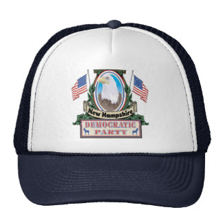 New Hampshire Democrat Party Hat