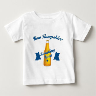 New Hampshire Drinking team Baby T-Shirt