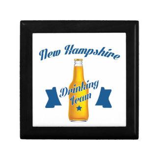 New Hampshire Drinking team Gift Box