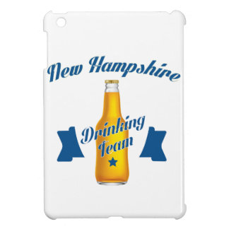 New Hampshire Drinking team iPad Mini Cover