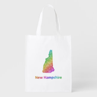 New Hampshire Grocery Bag