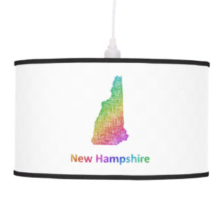 New Hampshire Hanging Lamps