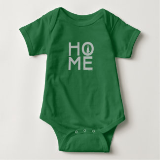 New Hampshire HOME baby bodysuit