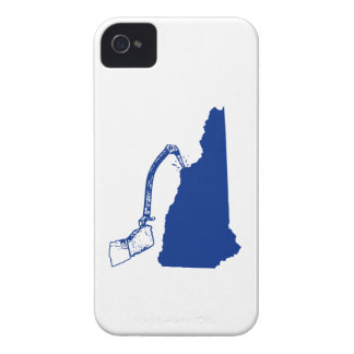 New Hampshire Ice Climbing Case-Mate iPhone 4 Cases