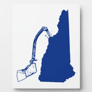New Hampshire Ice Climbing Plaque