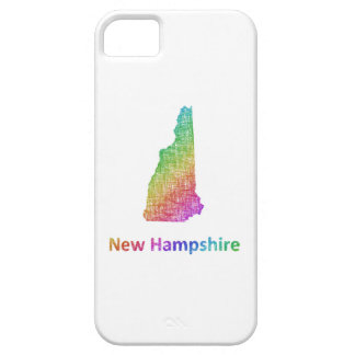 New Hampshire iPhone 5 Cover