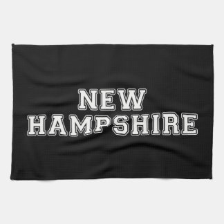 New Hampshire Kitchen Towel
