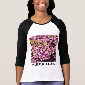 New Hampshire Lilac (Purple) T-Shirt