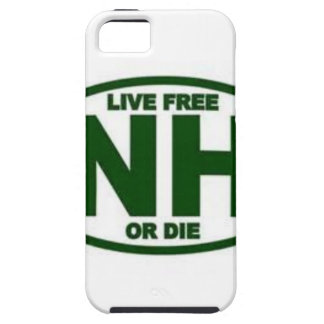 New Hampshire Live Fee or Die iPhone 5 Cover