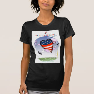 new hampshire loud and proud, tony fernandes T-Shirt