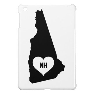 New Hampshire Love iPad Mini Covers