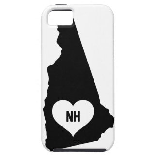 New Hampshire Love iPhone 5 Covers