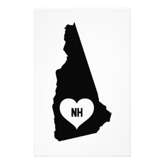 New Hampshire Love Stationery