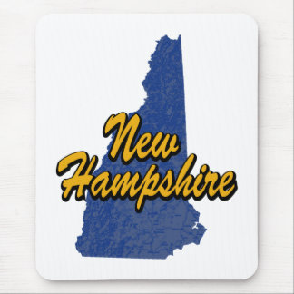 New Hampshire Mouse Pad