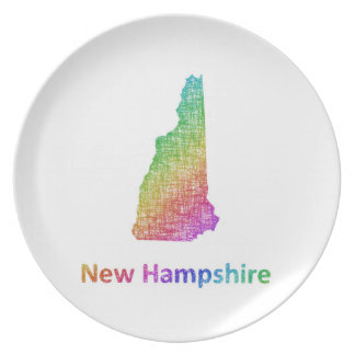 New Hampshire Plates