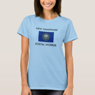 NEW HAMPSHIRE POSTAL WORKER T-Shirt