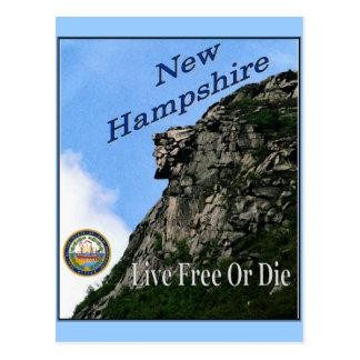 New Hampshire Postcard