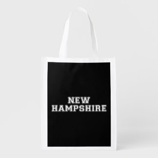 New Hampshire Reusable Grocery Bag