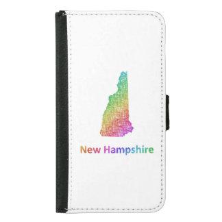 New Hampshire Samsung Galaxy S5 Wallet Case